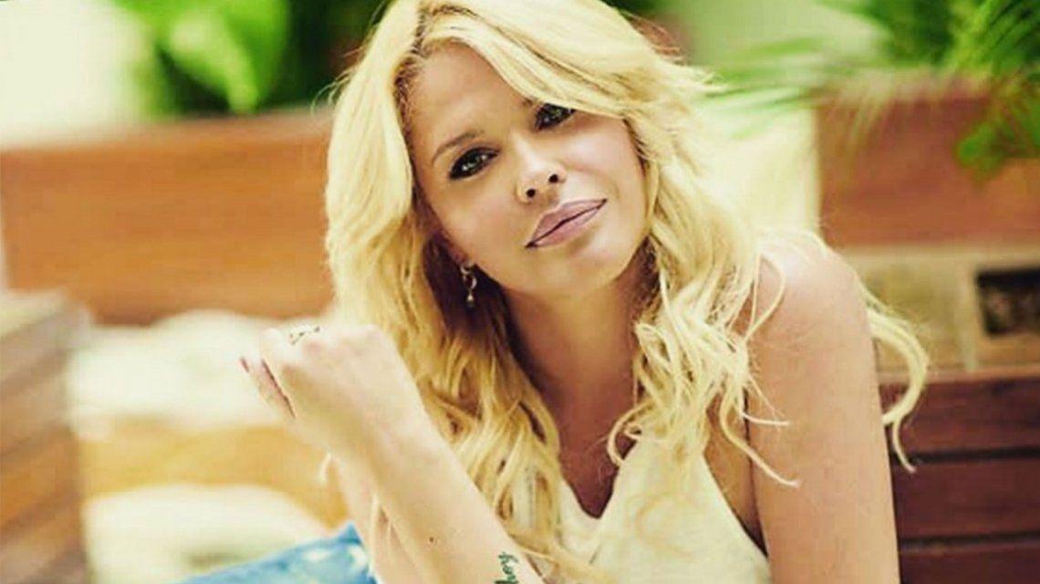 Nazarena Vélez se separó a 24 horas de blanquear un romance