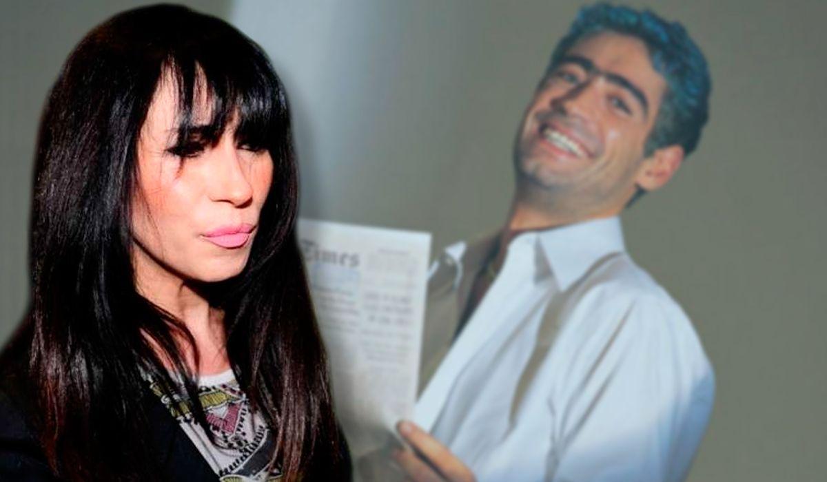 Marixa Balli y Rodrigo fueron pareja por tres años