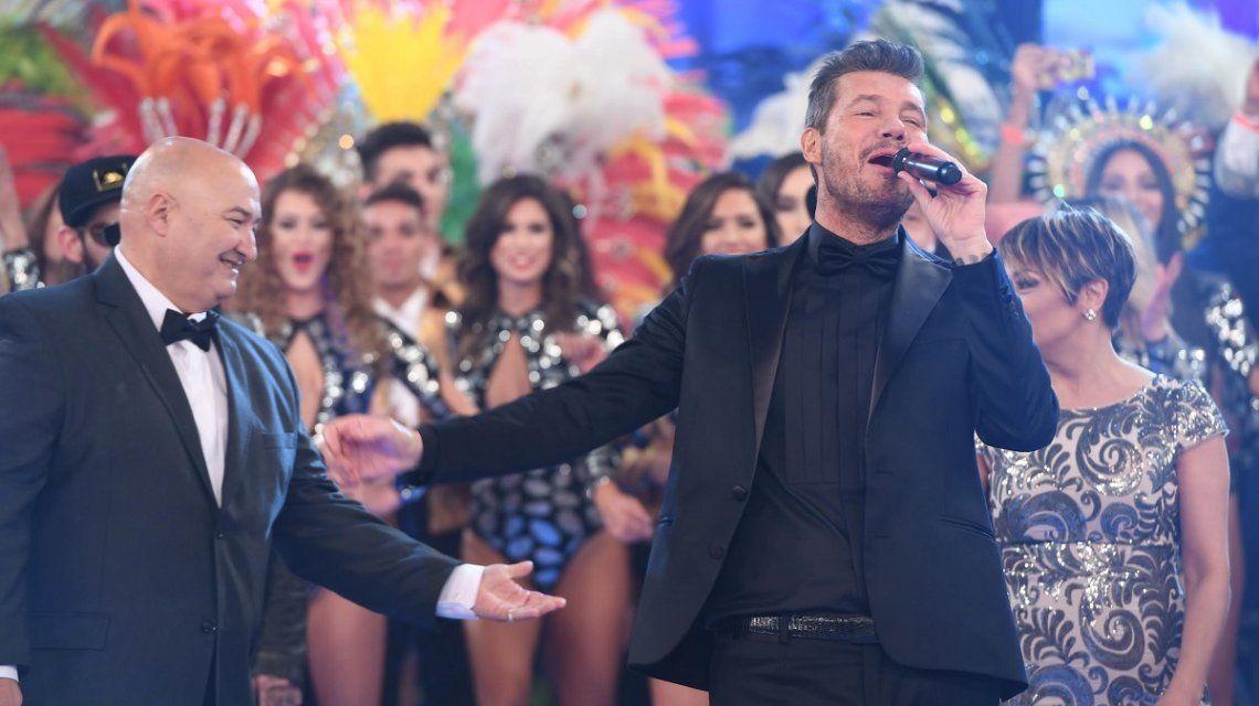 Marcelo Tinelli y sus preferidas para el jurado del Bailando