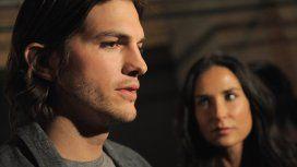 Ashton Kutcher, a corazón abierto: contó el extremo método para superar su divorcio de Demi Moore
