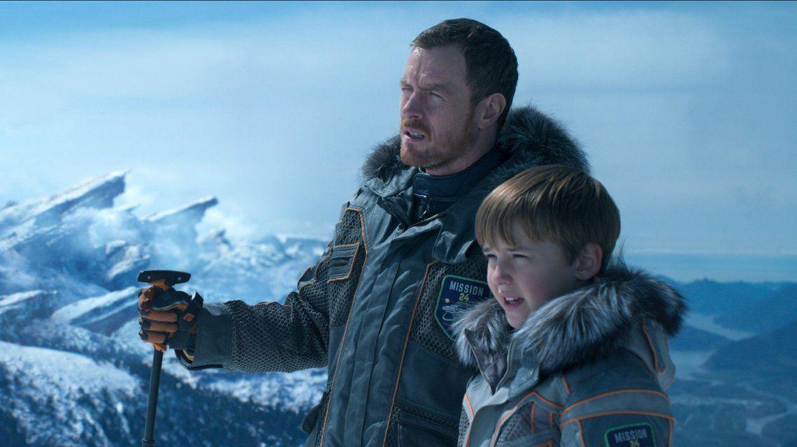 Netflix lanzó el teaser y la fecha de estreno de la remake de Perdidos en el espacio