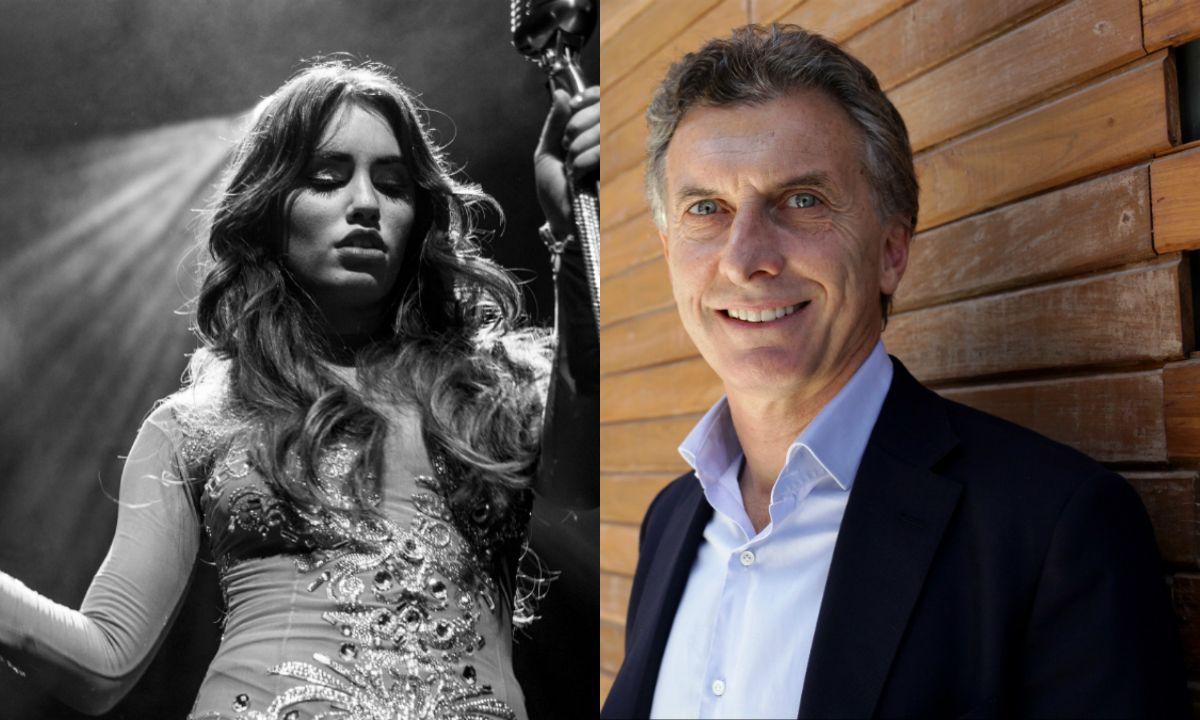 El pedido de Lali Espósito a Mauricio Macri por el aborto