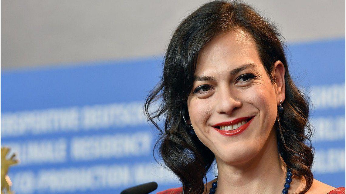 Daniela Vega, la primera trans que presentará un premio Oscar