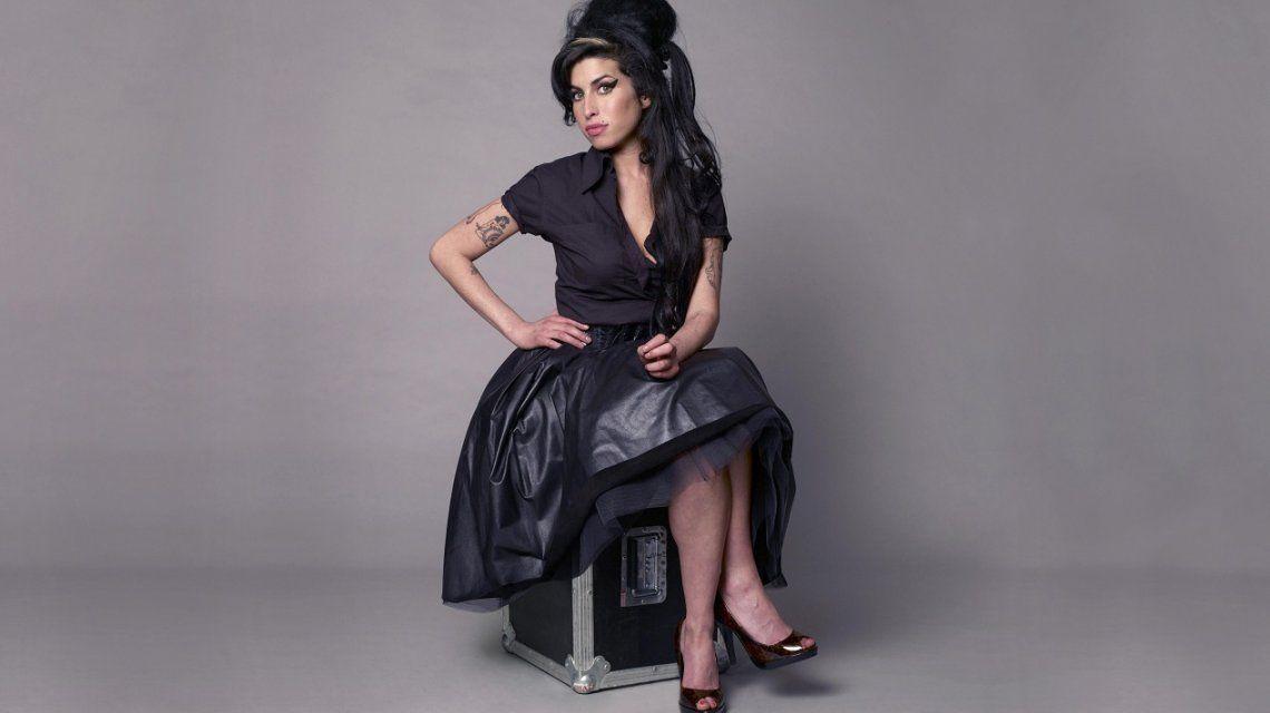Apareció un tema inédito de Amy Winehouse