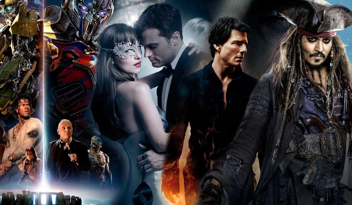 Los Anti-Oscar 2018: todos los nominados a los premios Razzie.