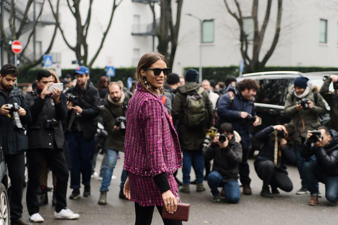 Taína Laurino Ferreira en Milán