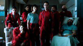 El 6 de abril se podrá ver en Netflix la segunda parte de La Casa de Papel