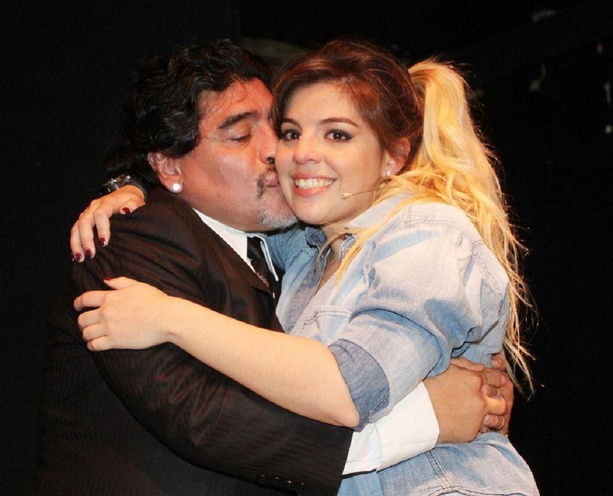 No habrá celulares en la boda de Dalma Maradona