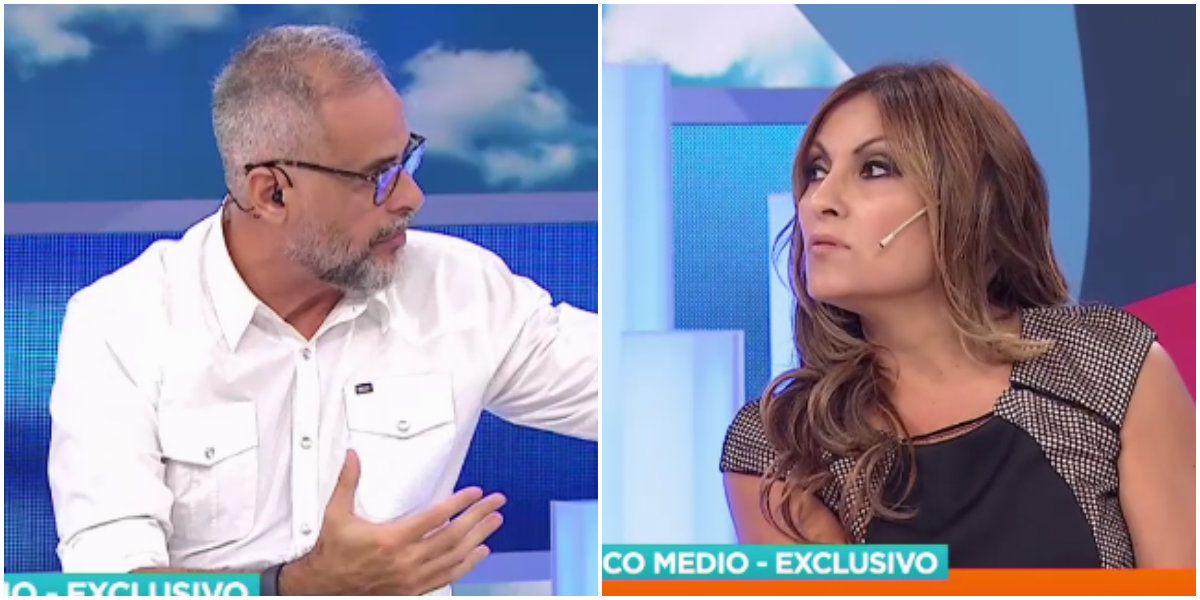 Marcela Tauro estalló en vivo y destrozó a Rial: La pasé mal con vos por maltrato