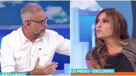 Marcela Tauro criticó ferozmente a Rial en vivo: La pasé mal con vos por maltrato