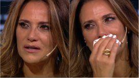 Callejón, entre lágrimas, habló del nacimento de su hija
