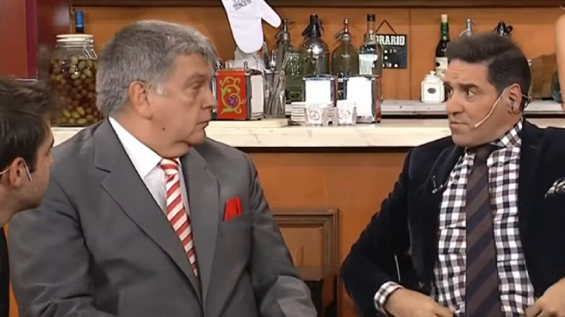 Luis Ventura y su explicación de la agresión que sufrió