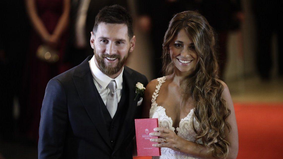 Lionel Messi compartió la primera imagen de su hijo Ciro