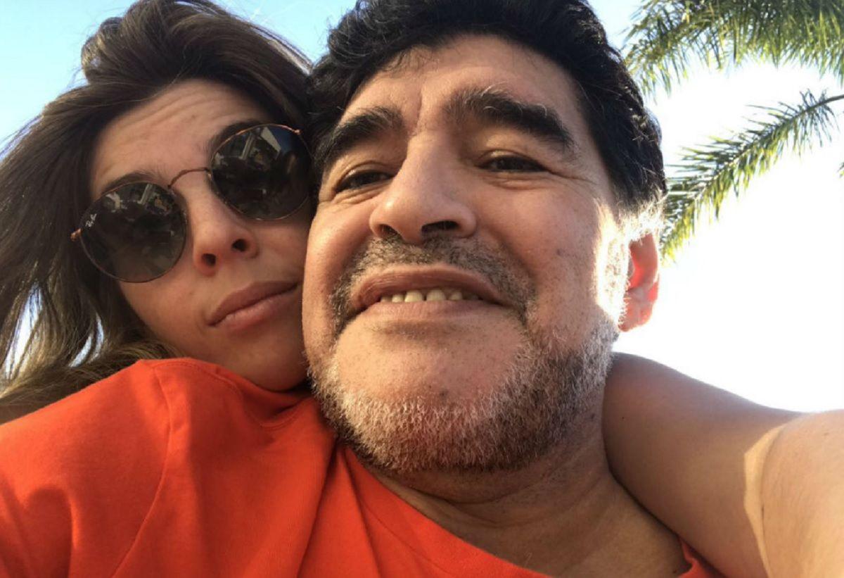 ¿Por qué Diego Maradona no iría al casamiento de Dalma?