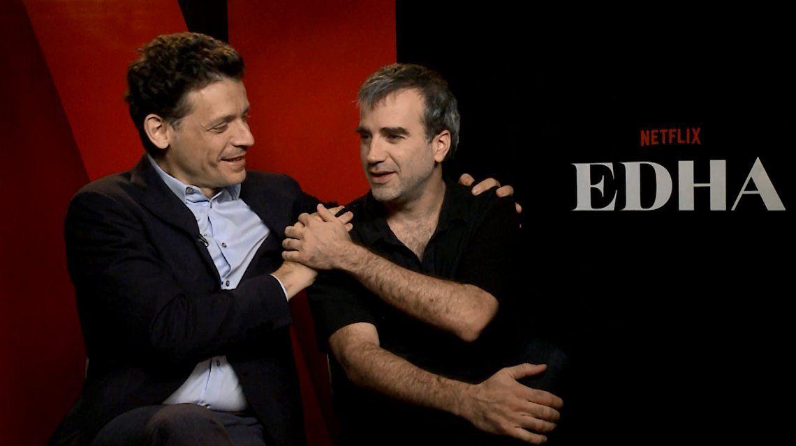 Daniel Burman y Daniel Hendler