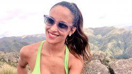 Lourdes Sánchez, diosa en bikini