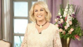 Mirtha Legrand empieza la temporada 50