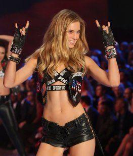 Fuerte relato de una modelo de Victorias Secret sobre la anorexia: Me odiaba cuando tenía de comer