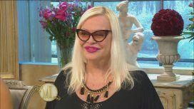Silvia Süller sufrió un infarto