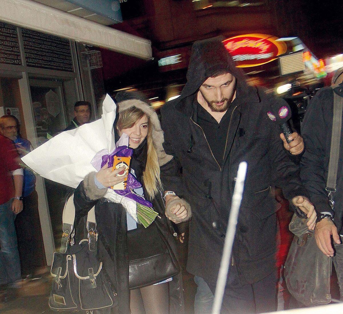 Dalma Maradona se casó con Andrés Caldarelli
