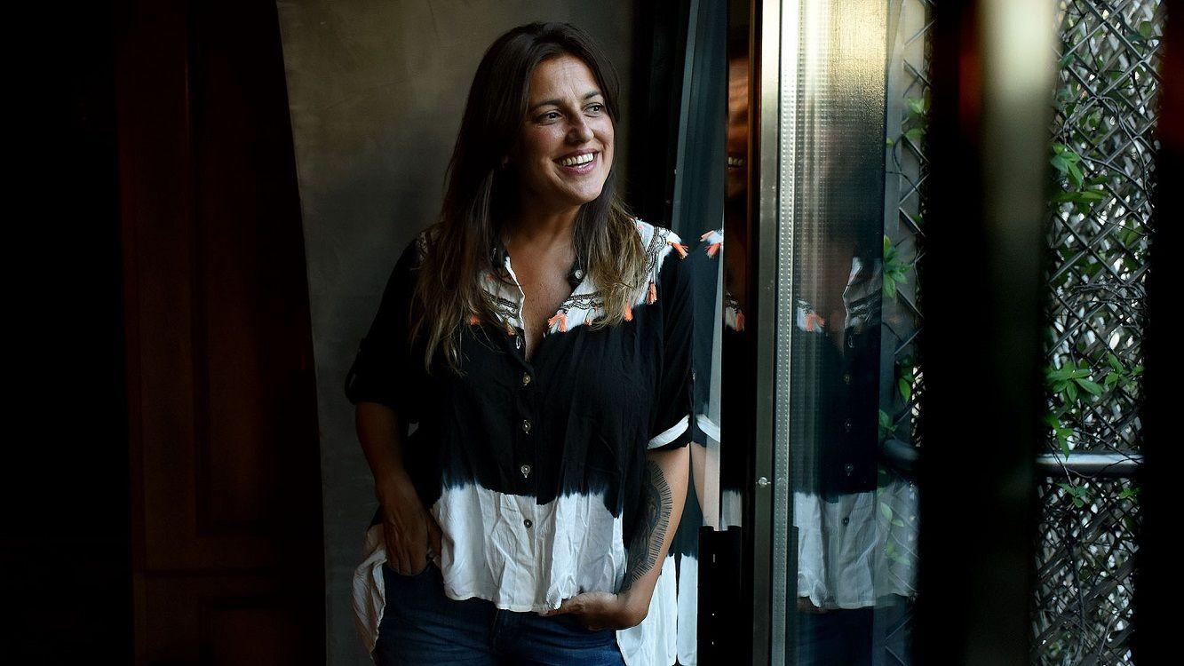 Maju Lozano participó de un clip de Ale Sergi