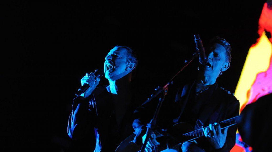 Quejas y enojo por el recital de Depeche Mode en La Plata
