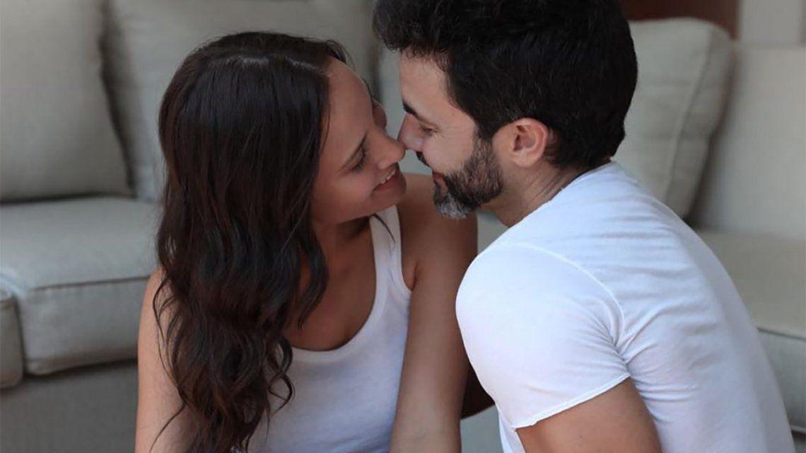 Mariano Martínez, hot con Camila Cavallo en Instagram