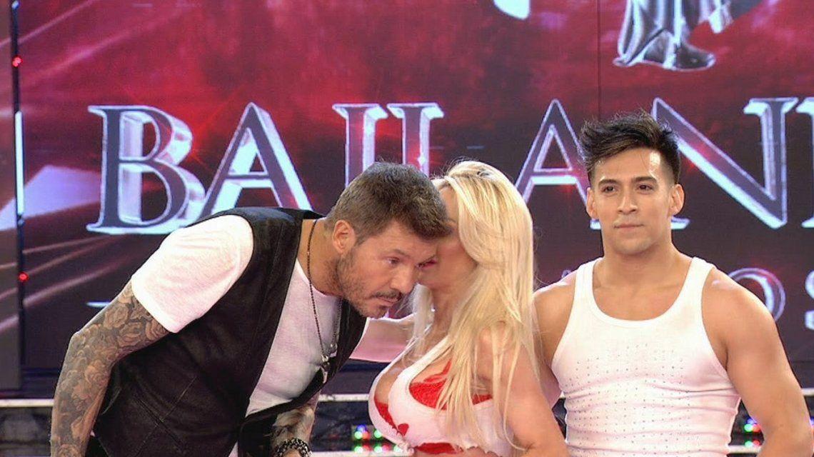 Luciana Salazar podría hacer un programa con Marcelo Tinelli