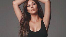 Kim Kardashian fue víctima del Photoshop