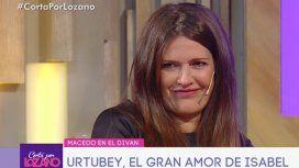 Las lágrimas de Isabel Macedo al ver un video de Juan Manuel Urtubey