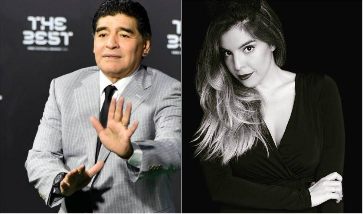 Maradona está firme en su decisión de no ir al casamiento de Dalma