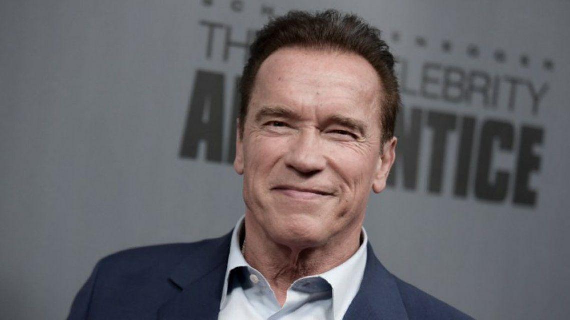 Arnold Schwarzenegger tuvo que ser operado a sus 70 años