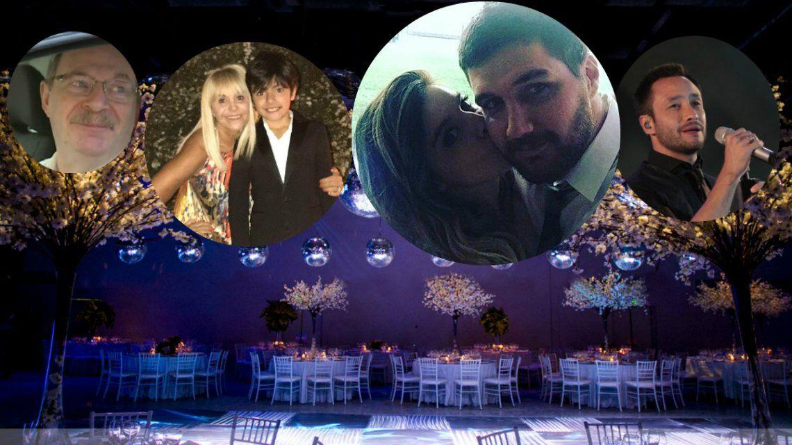 ¡Se casó Dalma Maradona!