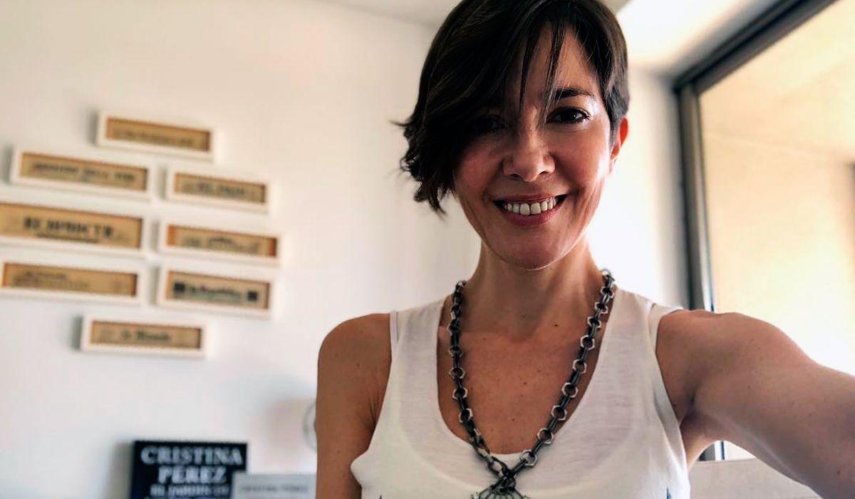 El corazón de Cristina Pérez ya tiene dueño