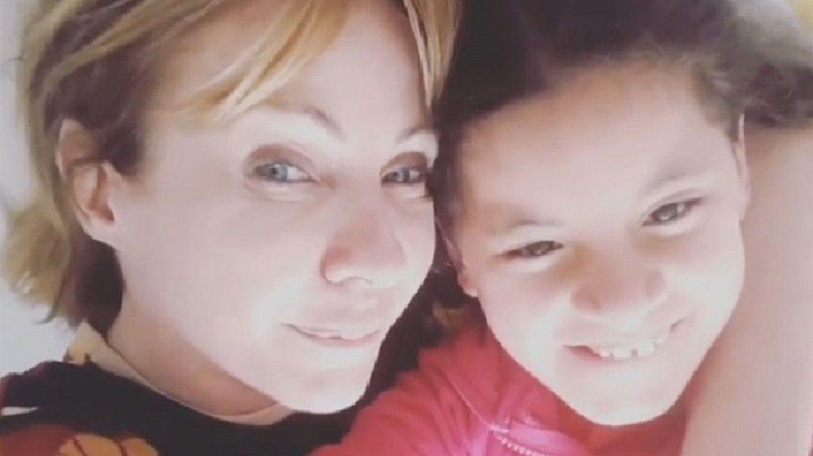 El tierno video de Inés Estevez celebrando un logro de su hija