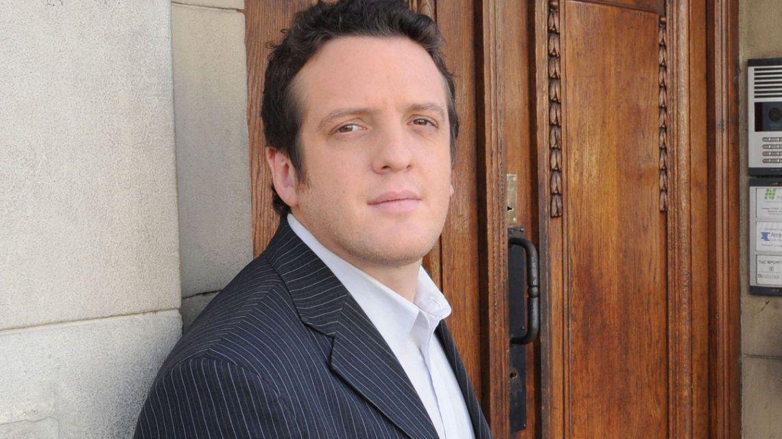 Mauro Szeta arregló en vivo con su pareja casarse