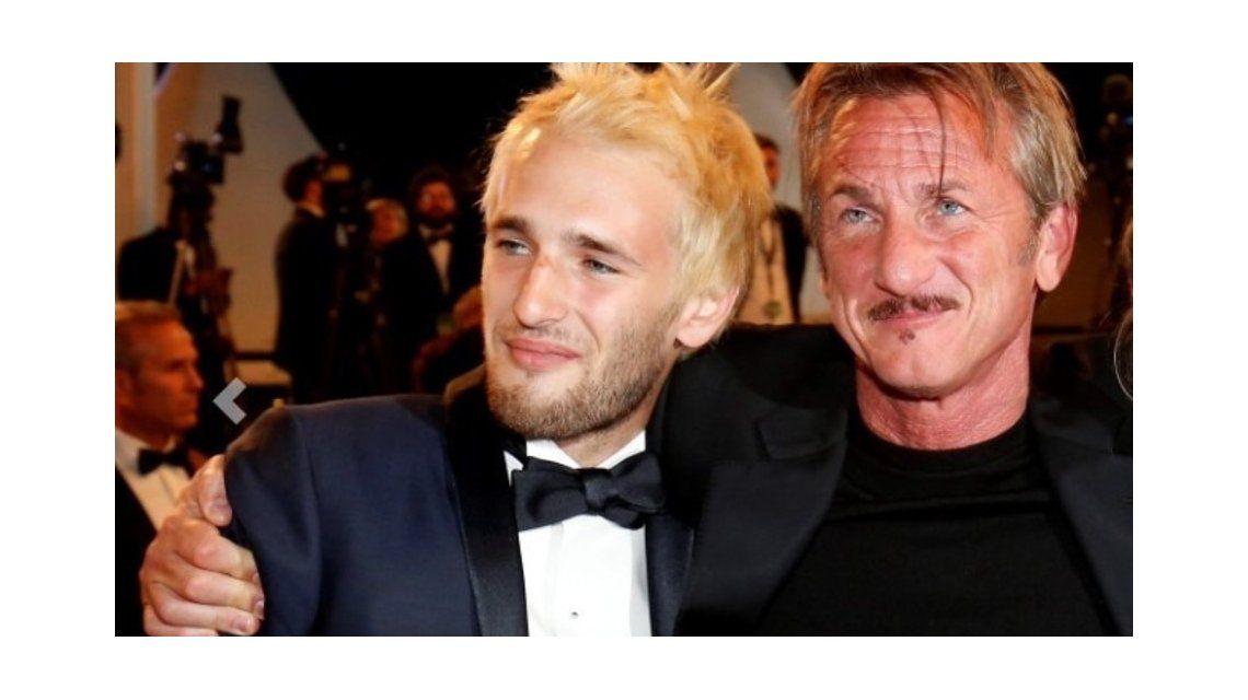 Arrestaron al hijo de Sean Penn por portación de drogas