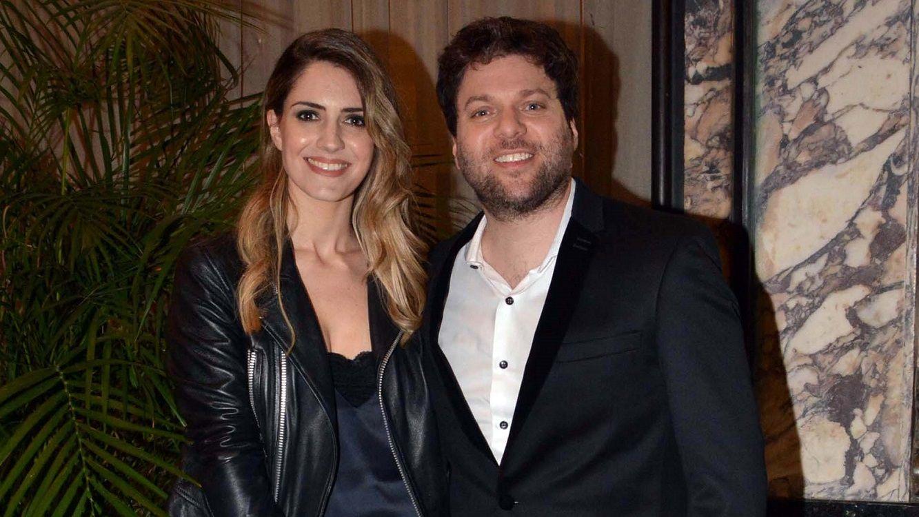Guido Kaczka se casa con Sole Rodríguez