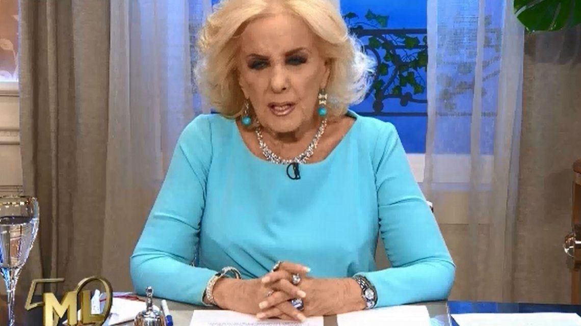 El comentario homofóbico de Mirtha sobre Belgrano y el cruce con Jey Mammón y Flavio Mendoza
