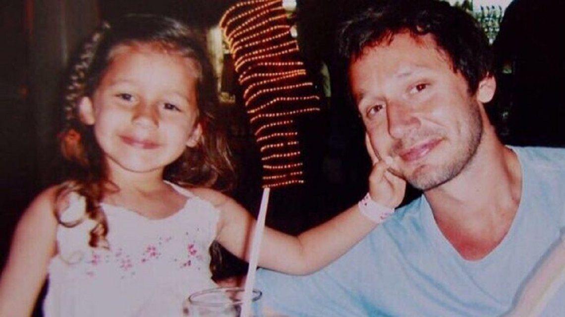 El recuerdo de Benjamín Vicuña a su hija Blanca: Amor verdadero que vive en el tiempo