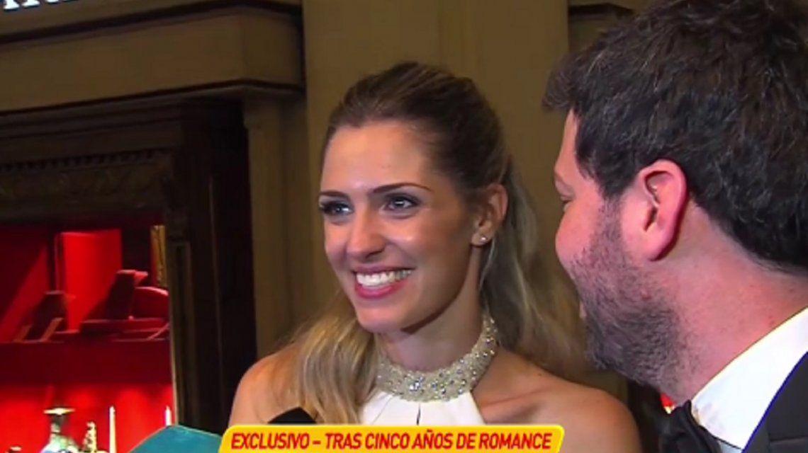 Guido Kaczka y su mujer Soledad Rodríguez, emocionados en su casamiento: El pedido fue de rodillas