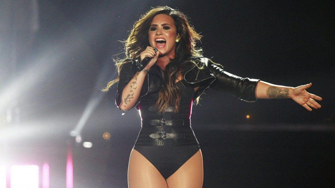 Demi Lovato reprograma su show para el 17 de noviembre