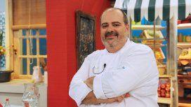 Guillermo Calabrese volvería a fin de mes a Cocineros argentinos
