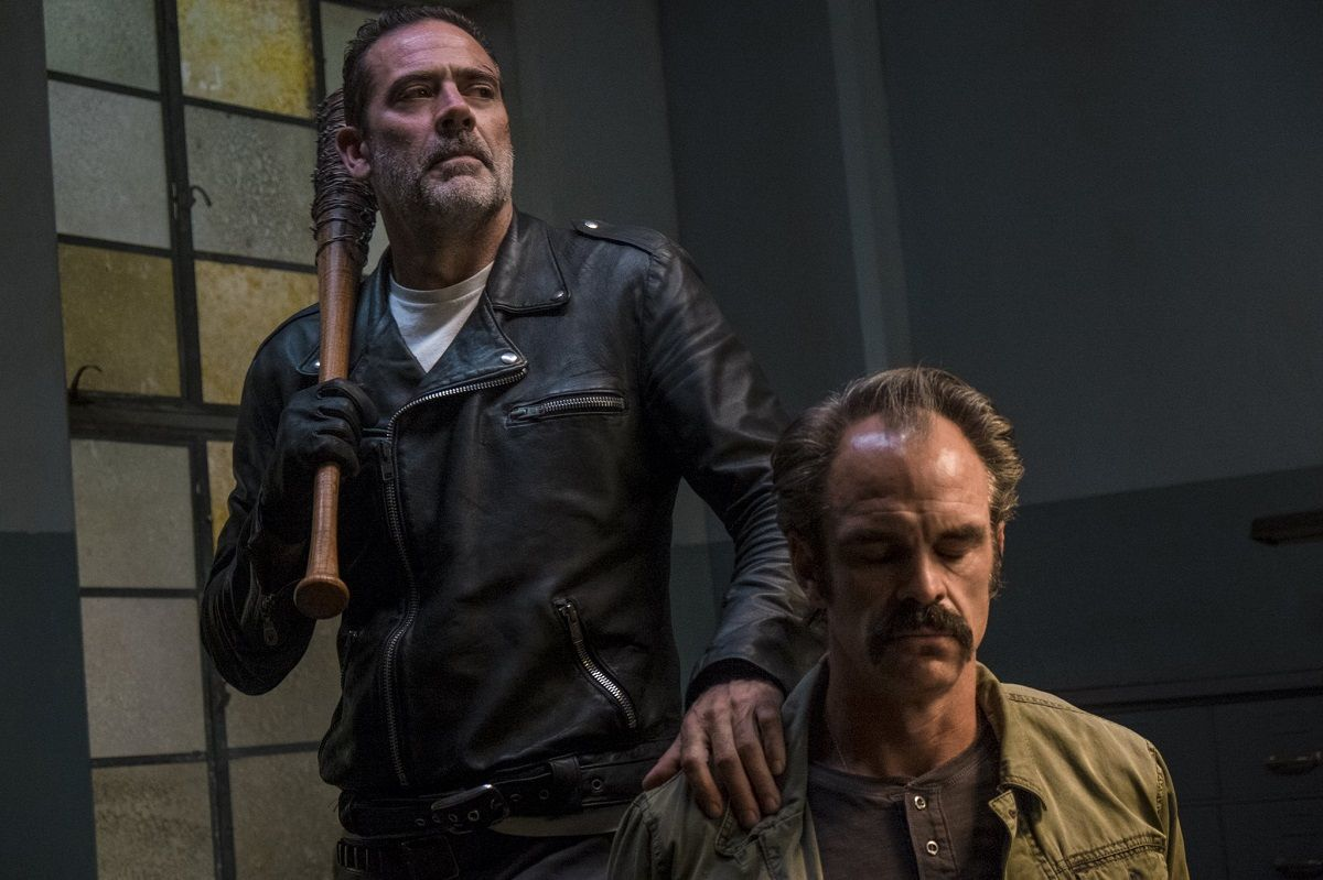 Negan reveló un date clave de The Walking Dead