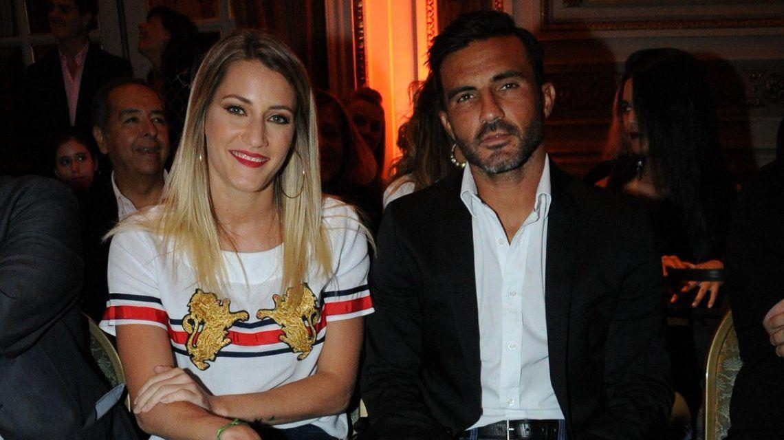 Mica Viciconte y Poroto Cubero estuvieron encerrados por cuatro meses