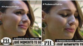 Pampita lloró al recordar los meses previos al fallecimiento de Blanca: Lo tenía todo en ese momento