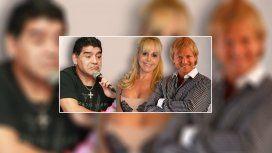 Claudia Villafañe habló de celos de Maradona hacia Jorge Taiana