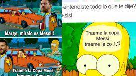 Los memes de Messi se lo meressi