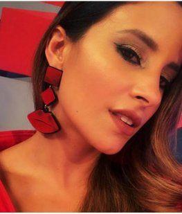 Lourdes Sánchez opinó de Pampita online.
