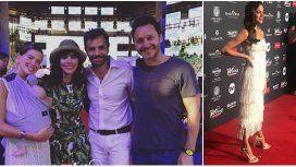 Los looks de las celebrities argentinas en los Premios Platino 2018